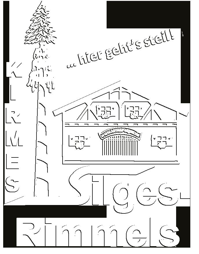 Kirmes Silges / Rimmels